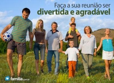 Familia.com.br   Como planejar uma reunião de família barata