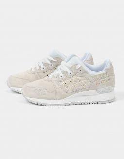 "Gel Lyte III ""Rose Gold Pack"" White"