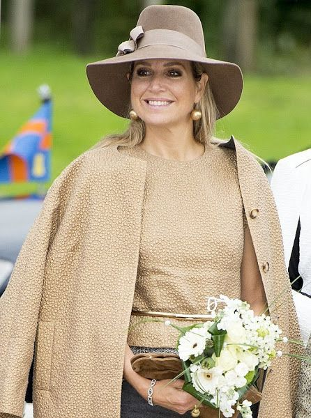 Queen Maxima attends Moluccan community 50th jubilee