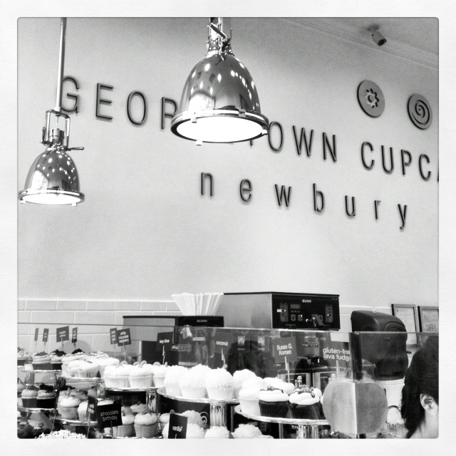 32 Best Images About Georgetown Cupcake Newbury On