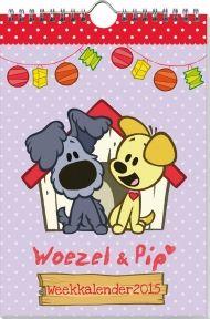 Babyshop@Home - Woezel en Pip Weekkalender 2015 Kalender
