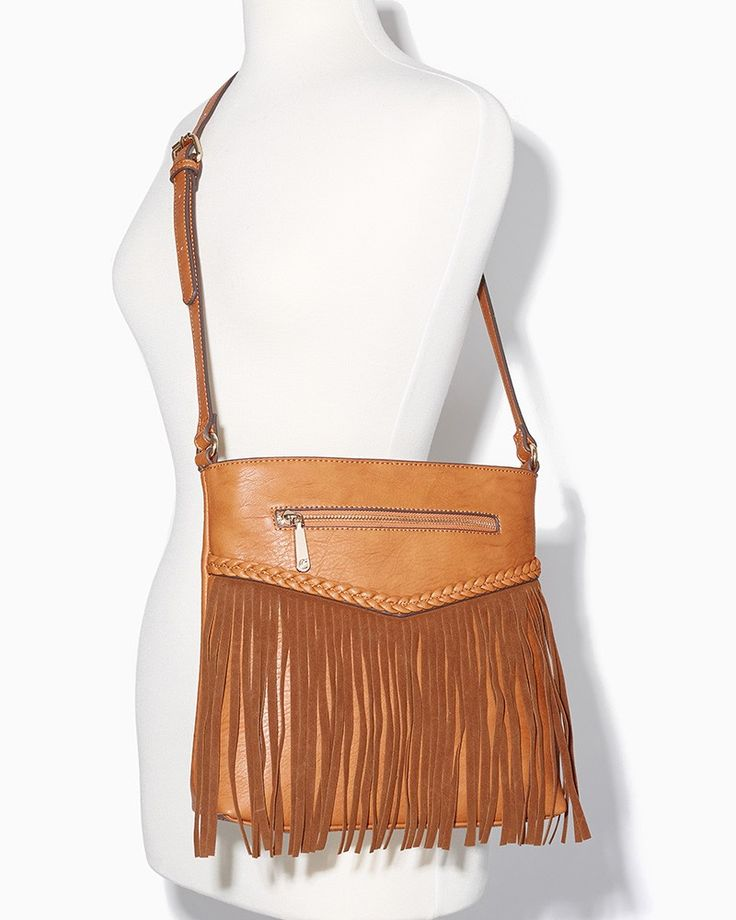 Kason Fringe Crossbody | Handbags - Rodeo | charming charlie