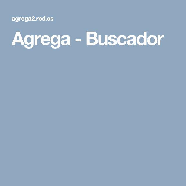 Agrega - Buscador