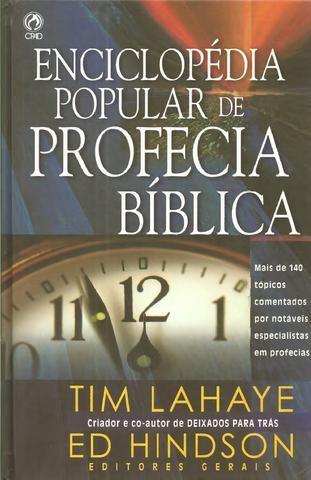 ENCICLOPÉDIA POPULAR DE PROFECIA BÍBLICA - TIM LAHAYE