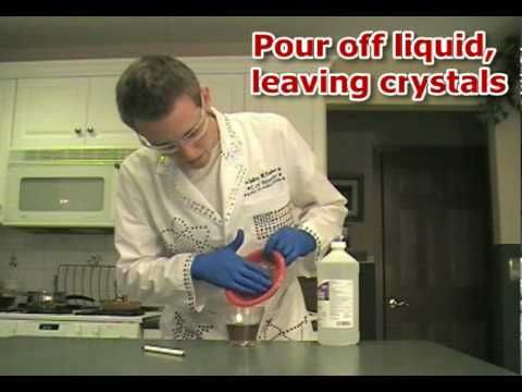 http://www.DancingScientist.com Learn how to make hot ice from household products in your kitchen! This simple science experiment can be done using only baki...