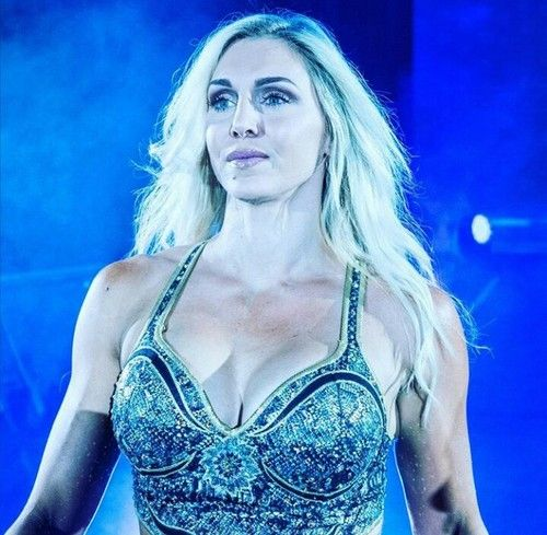 wwe and charlotte flair image