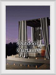 Exterior & Indoor/Outdoor Sunbrella Curtains
