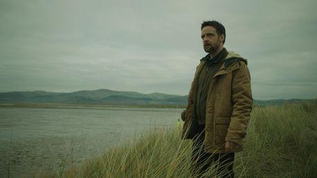 Richard Harrington, the star of new S4C detective series Y Gwyll/Hinterland