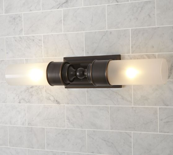 Bathroom Tube Sconces 39 best lighting images on pinterest | bathroom lighting, lighting