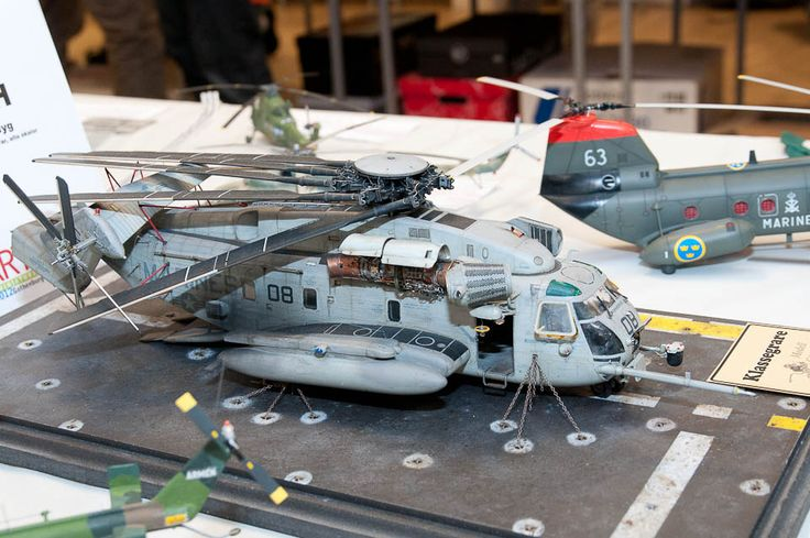Ch 53e Sea Stallion 1 48 Scale Model Helicopters Modern