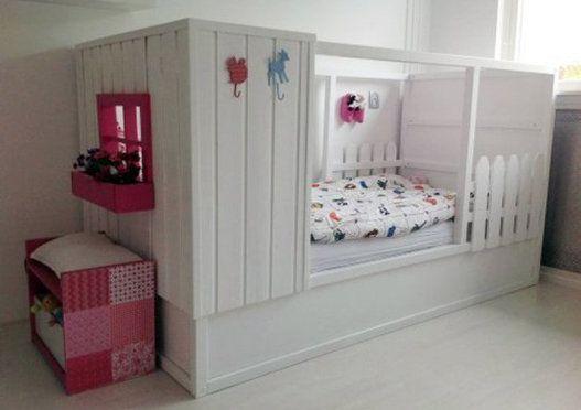17 façons de modifier le lit Kura d'Ikea qui feront le bonheur de vos enfants (VIDÉO)   Huffington Post
