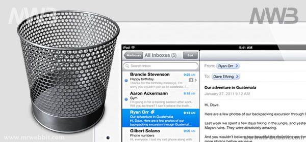 Come Configurare un Account di Posta Elettronica su iPad