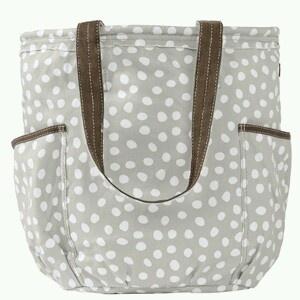 Brand New Retro Metro Bag from Thirty One Pattern Lotsa Dots | eBay