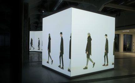 Pasarela virtual de Marni para la presentación de la colección masculina de otoño invierno 2014