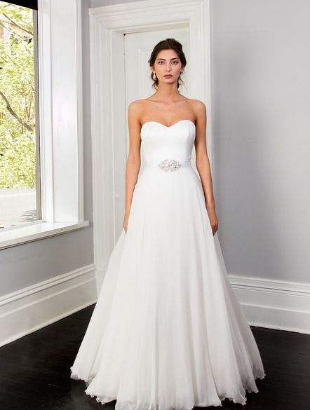 Our Angelique gown