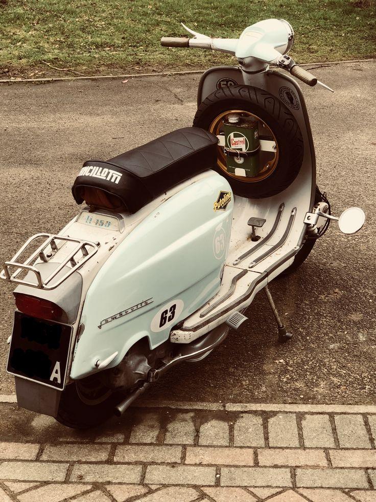 My 1963 Lambretta....