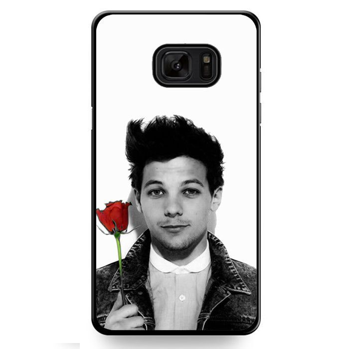 Louis Tomlison Handing A Red Rose TATUM-6663 Samsung Phonecase Cover For Samsung Galaxy Note 7