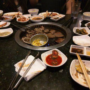 Photo of Oo-Kook Korean BBQ - Los Angeles, CA, United States. Last round