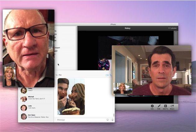 Le dernier épisode de la série Modern Family : tournée avec des iPhones