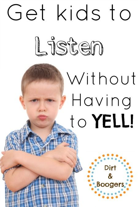 Stop Yelling: When Staying Calm Isn't Enough | Get kids to listen without having to yell!