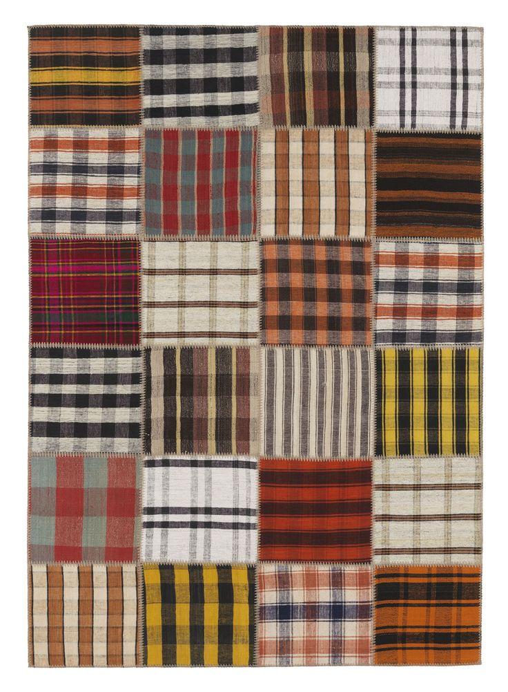 Turkse tapijten | #IKEA #uniek #vintage #kleed #tapijt #vloerkleed #patchwork