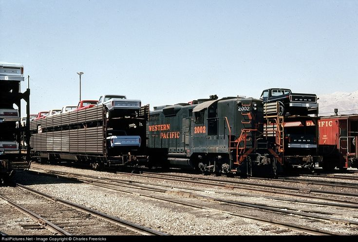 RailPictures.Net Photo: WP 2002 Western Pacific EMD GP20 at Milpitas, California by Charles Freericks