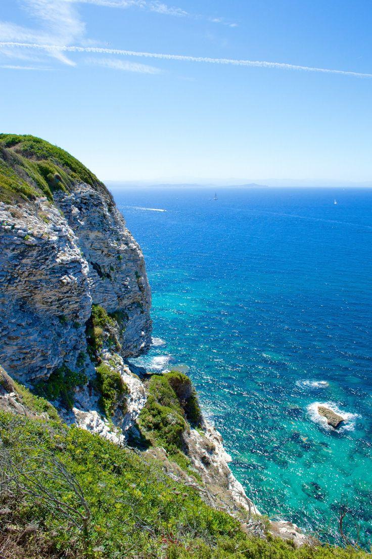 Cliffs of Bonifacio I by Dimitrios Karamitros on 500px