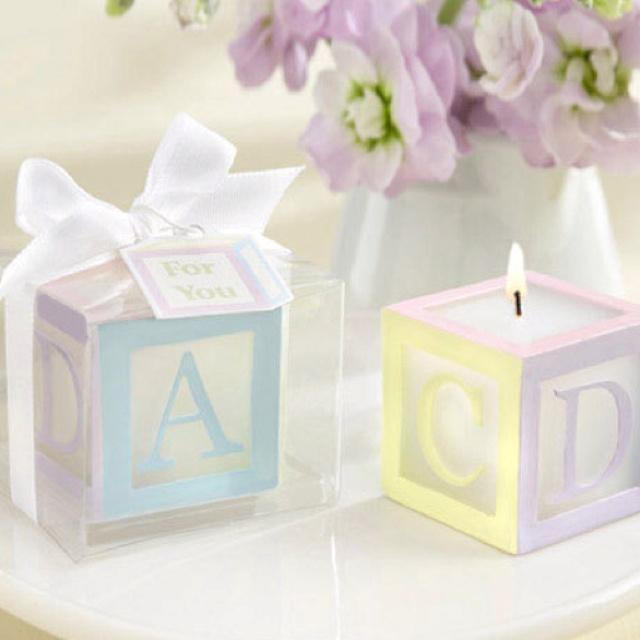 favors baby shower pinterest