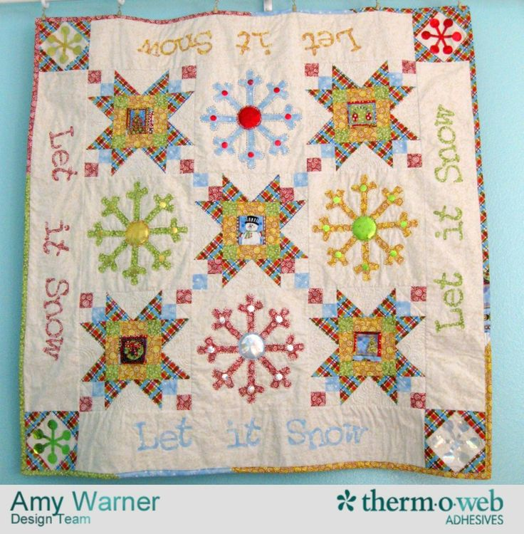 """This week we've been sharing ourChristmas in Julyprojects you showcasing Designer Jennifer Jangles new holiday fabric collection Jolly Holiday """"In The City"""" collection!  Be sure to stop by ..."""