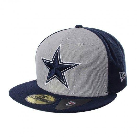 La gorra Dallas #Cowboys OTC de #NewEra está diseñada para que apoyes a tu equipo de fútbol americano con estilo y elegancia. #NFL