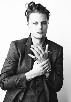 michael pitt for gq style korea