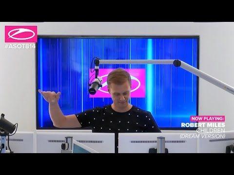 Armin van Buuren plays 'Children' - Robert Miles Tribute - YouTube