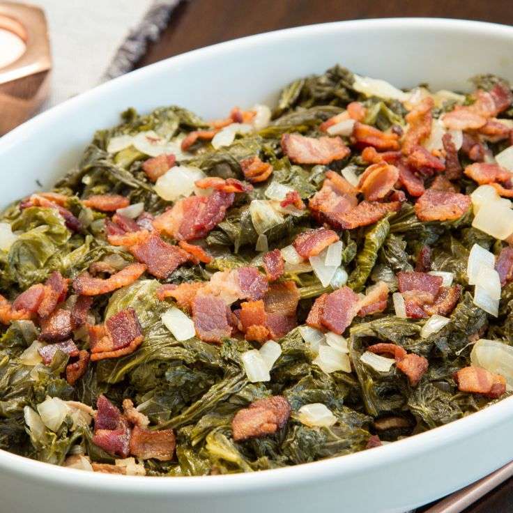 Southern Mustard Greens By Ayesha Curry