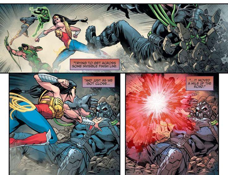 Injustice Ground Zero 2016 Issue 21 page 21 online