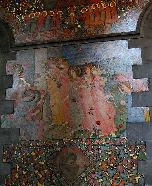 46 best phoebe anna traquair images on pinterest art for Mansfield arts and crafts show