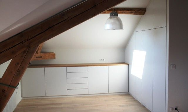 Only best 25 ideas about rangement sous pente on pinterest amenagement sou - Rangement sous pente ikea ...