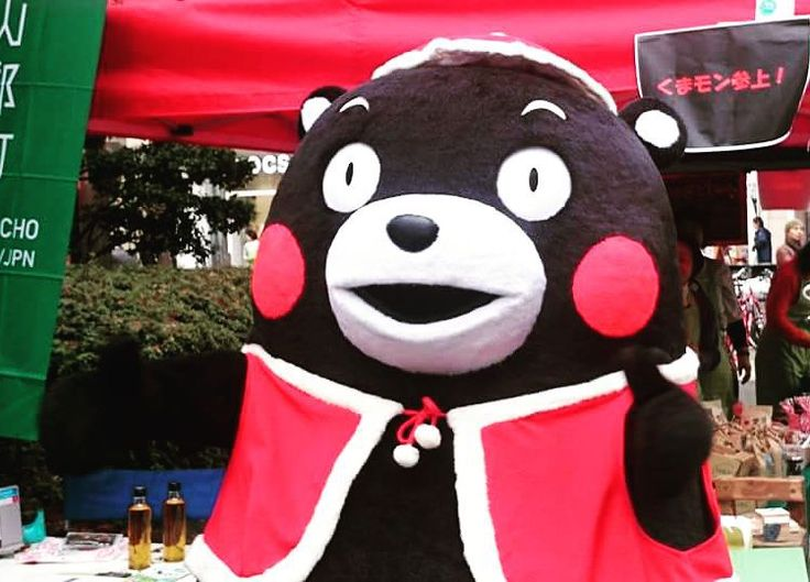 #kumamon#kumamonthailand#kumamonland#kumamoto#mascot#JAPAN#kwaii#cute#happy#bear#คมะมง#santa by aum_nitinun