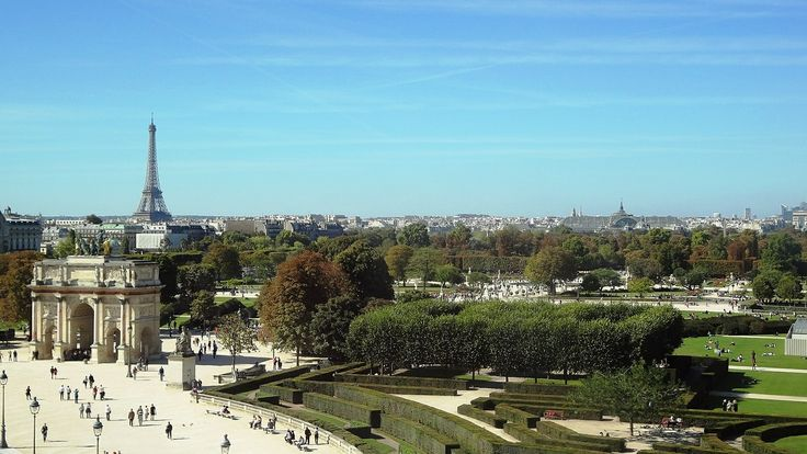 Paris  #Paris #City #Storstad #Stad #Huvudstad #France #Franktike #Europe #Travel #Europa #Resa #Resmål #Eiffel #Tower #Arc #de #Triomphe #Triumfbågen #Eiffeltornet