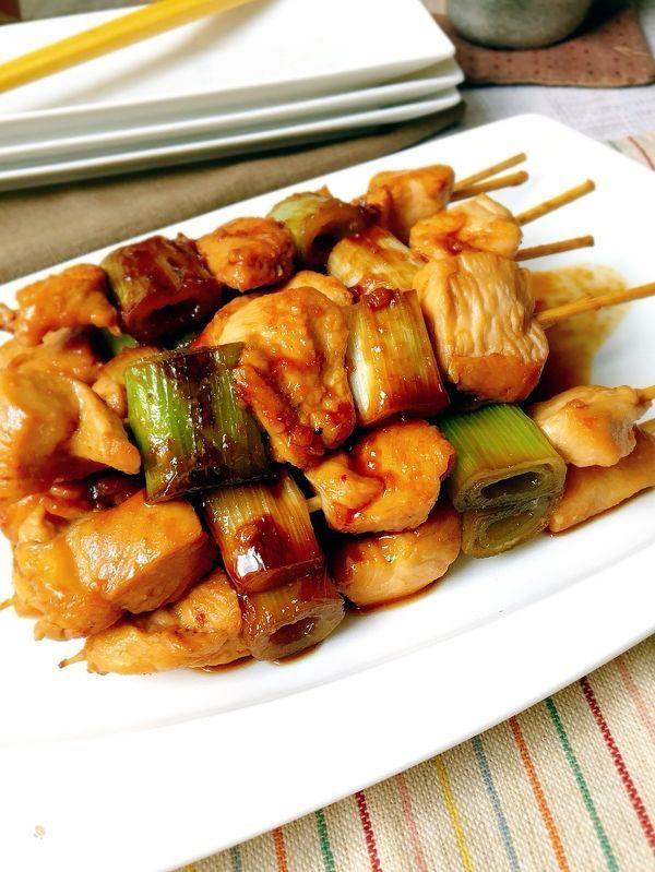 フライパンで甘辛たれの焼き鳥 レシピ レシピ 焼き鳥 レシピ おかず