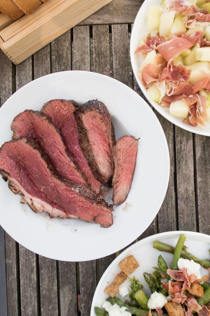 Het allerlekkerste stukje vlees: Picanha van de BBQ - OhMyFoodness