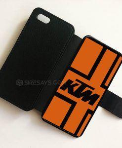 KTM Motor Logo wallet case, Wallet Phone Case Iphone 6 Plus, Wallet iPhone cases, Wallet samsung cases