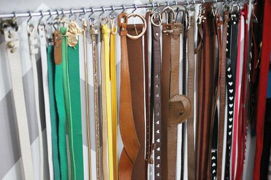 Best 25 belt storage ideas on pinterest storage for for Ikea belt hanger