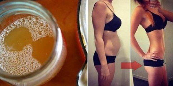 Sekretny Drink który pomoże Ci usunąć tłuszcz w ciągu 4 dni...