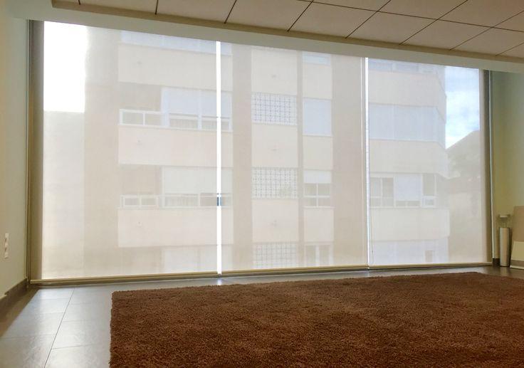 25 melhores ideias de cortinas enrollables no pinterest - Como hacer estores ...