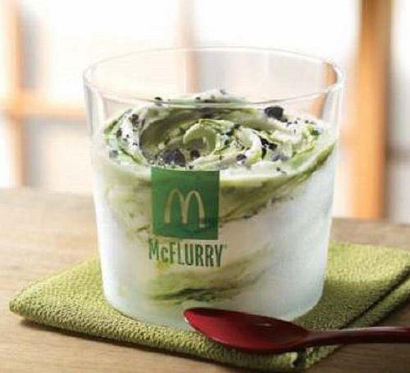 Matcha Oreo McFlurries tempting us to forgive McDonald's Japan's lack oforiginality