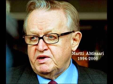 Suomen presidentit / Finnish presidents