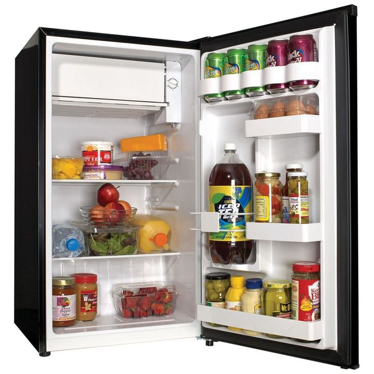 17 best ideas about mini fridge with freezer on pinterest for Small room fridge