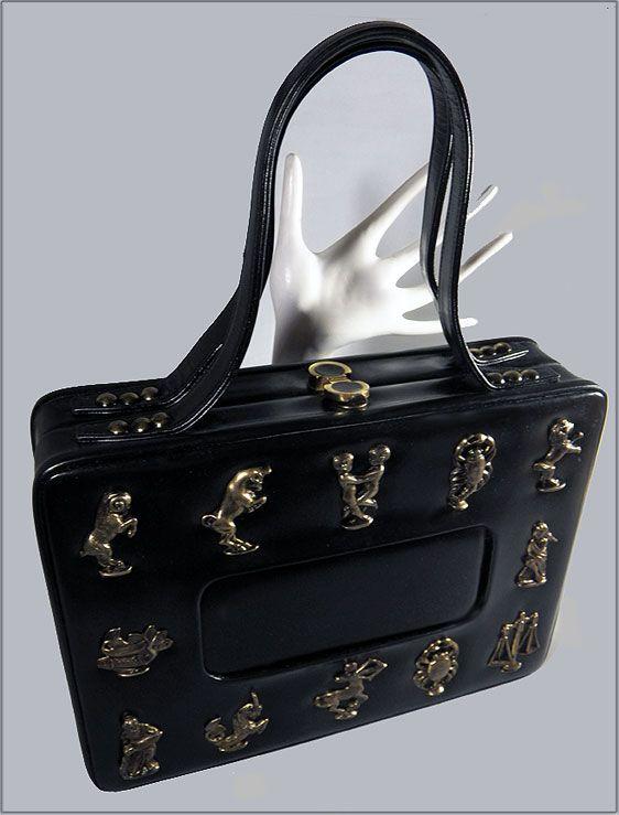 vintage rosenfeld box purse