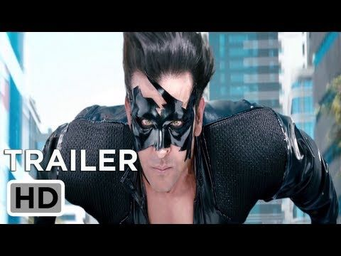 Krrish 3 Hindi Movie Trailer