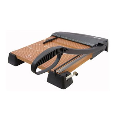 #2 Paper Timmer - This X-Acto Heavy Duty Wood Guillotine Paper Cutter is my favorite all time paper trimmer for cutting out card and garland kits.